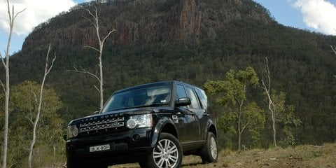 Land Rover Discovery 4 Review & Road Test