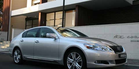 Lexus GS 450h Review - Long Term Intro