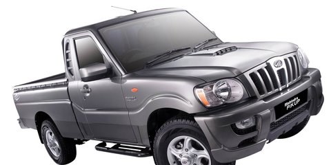 "Mahindra Pik-Up launches ""rock bottom"" sale"