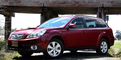Subaru Outback Diesel Review & Road Test
