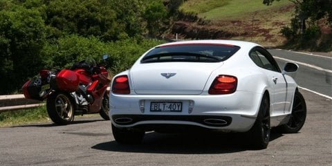 Bentley Continental Supersports Review & Road Test