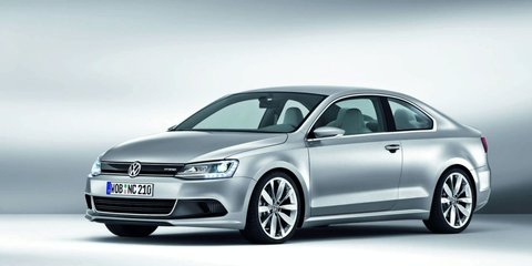 VW New Compact Coupe previews new Jetta design