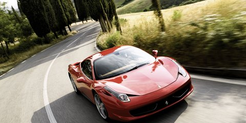 Ferrari 458 Italia wallpapers