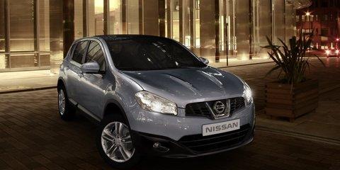 2010 Nissan Dualis & Dualis + 2 confirmed