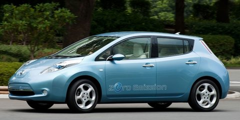 Nissan leaf rebates from government