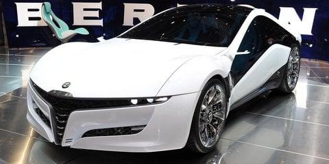 Alfa Romeo Bertone Pandion concept - Geneva 2010