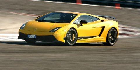 lamborghini gallardo lp 570 4 superleggera review - Lamborghini Gallardo Superleggera Lp570 4 Yellow