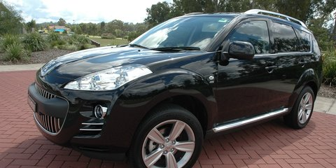 peugeot 4007 review & road test | caradvice
