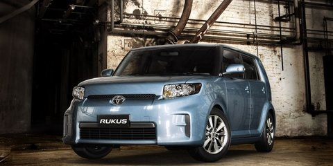 Toyota Rukus revealed in New York, arrives June 1