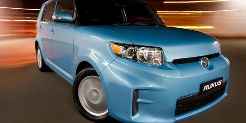 Toyota Rukus Review - Toyota's new image