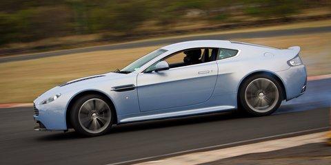 Aston Martin V12 Vantage - Australia's First Track Test