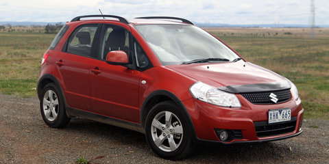 Suzuki SX4 Review & Road Test