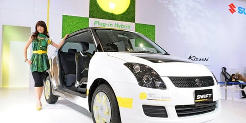 Suzuki Swift plug-in hybrid on its way