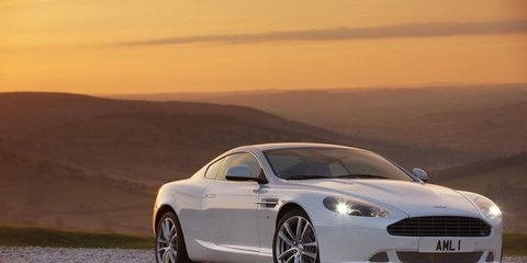 2011 Aston Martin DB9 released