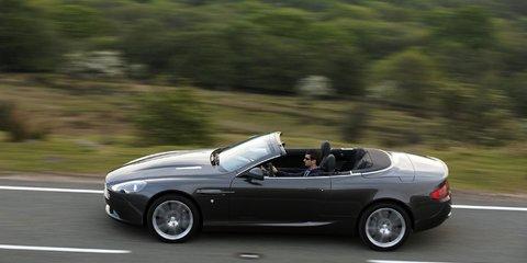 2011 Aston Martin DB9 released