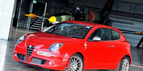 2010 Alfa Romeo Mito Quadrifoglio arrives in Australia with MultiAir