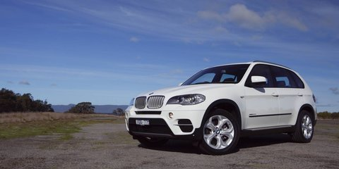 2010 BMW X5 SUV Update