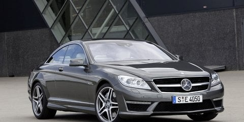 2011 Mercedes-Benz CL63 AMG, CL65 AMG revealed