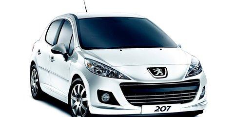 2010 Peugeot 207 Sportium released in Australia