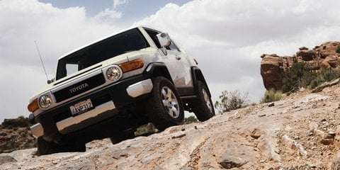 Toyota FJ Cruiser confirmed for Australia