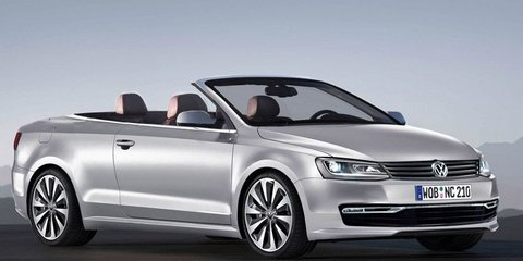 2014 Volkswagen Passat Cabrio to replace Eos
