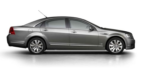 2011 Holden Commodore Review