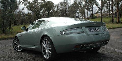 2011 Aston Martin DB9 Review