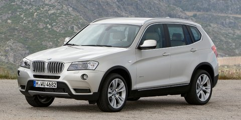 2011 BMW X3 production begins in US