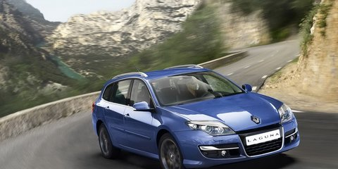 2011 Renault Laguna images released, may be replaced by Latitude in Australia