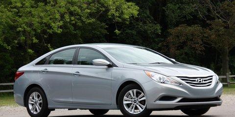 National Highway Traffic Safety Administration investigating Hyundai Sonata i45