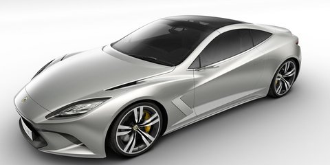Lotus Elite 2014 model