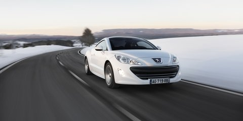 Peugeot RCZ Review