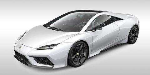 2013 Lotus Esprit Unveiled