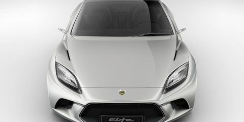 2014 Lotus Elite Unveiled