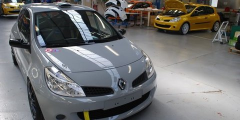 Renault Megane Renault Sport 250 Cup & Cup Trophee