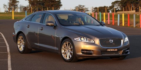 Jaguar XJ D Review