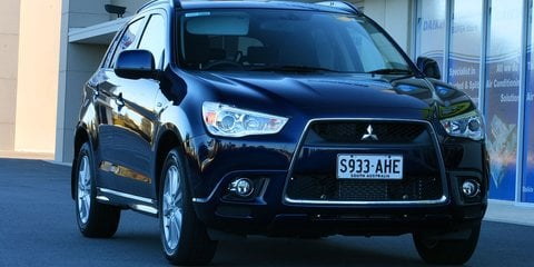 Mitsubishi ASX Review and Road Test