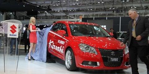 Suzuki Kizashi Turbo at 2010 AIMS