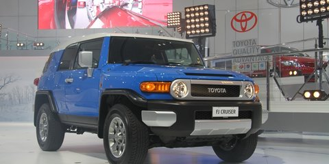Toyota FJ Cruiser at 2010 AIMS
