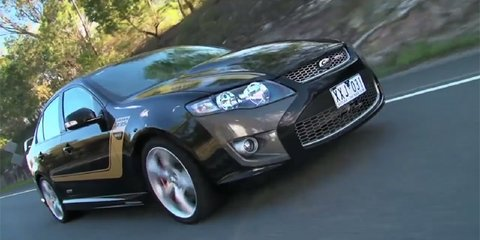 Ford FPV GT-P Review (Video)