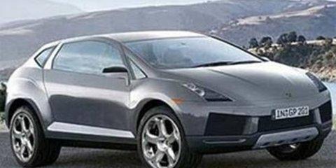 2012 Lamborghini LM00X SUV planned