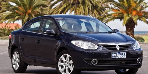 2011 Renault Fluence released