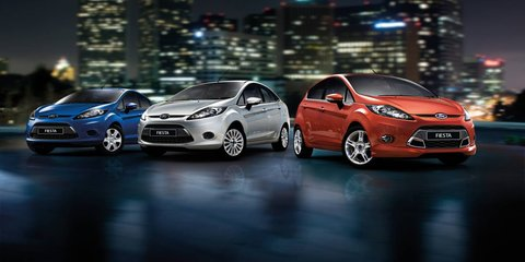 2011 Ford Fiesta range launched in Australia
