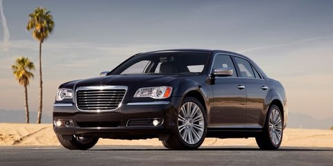 2012 Chrysler 300C official images and details