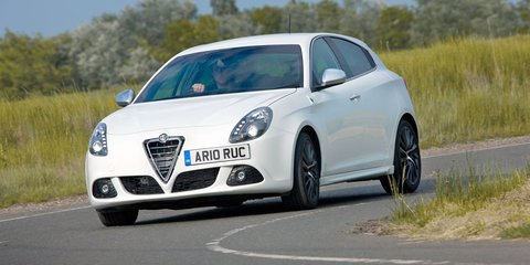 2010 Alfa Romeo Giulietta Review