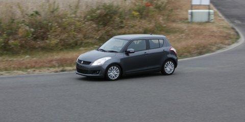 2011 Suzuki Swift Review