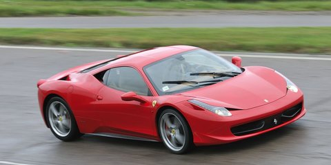Ferrari 458 Review