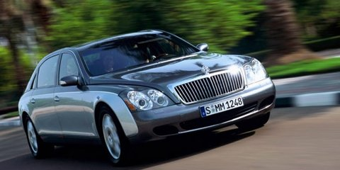 Aston Martin, Daimler in talks over Maybach development