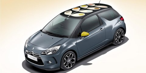 2011 Citroen DS3 by Orla Kiely Collection