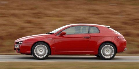 Alfa Romeo Brera Review